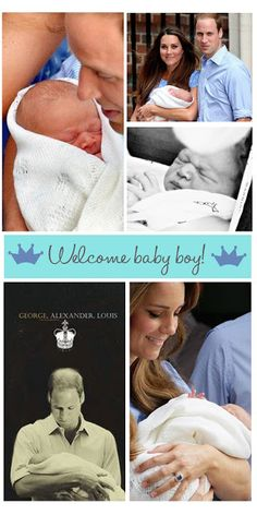Prince George Duchess of Cambridge