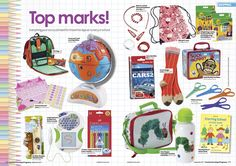 PRINT - Practical Parenting & Pregnancy September 2011: Shopping – back to school