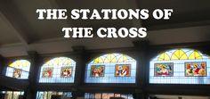 Philippine Catholic Churches: VISITA IGLESIA: The Stations of the Cross