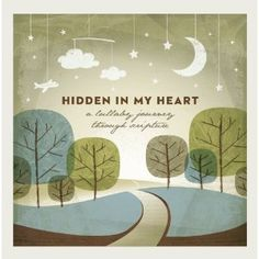Scripture Lullabies - gorgeous music for baby + kids!  There are a few volumes of this and I would love to get them for when baby is here!