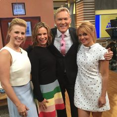 Get Candace Cameron Bure's dress | The Camilyn Beth 'Jacqueline' Dress in Ivory.