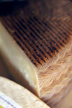 Cheese Wheel Detail