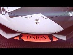 Lamborghini Huracan - Snow Camo Wrap - YouTube