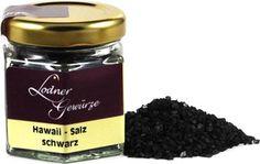 Gewürze Lodner Hawaiian Black Lava Salt Hawaiian, Grilling, Spices, Treats, Black, Food, Salt, Goodies, Spice
