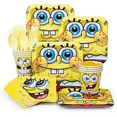 SpongeBob Party Standard Kit