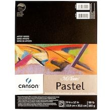 Canson Mi Teintes Pastel Pad Pastel Paper Pastel Original