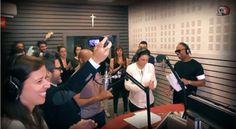 RFM, Café da Manhã - Nelson Freitas canta Tu tens Mel versão dia dos namorados