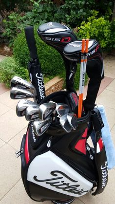 Improve my golf game enough to warrant a set of fitted golf clubs