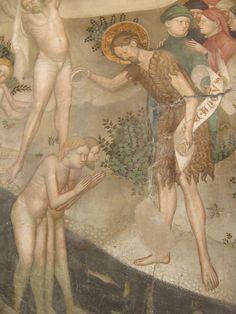 Росписи оратория Иоанна Крестителя в Урбино, 1416 г. High Middle Ages, San Giovanni, Renaissance, Medieval, Underwear, Type, Painting, Painting Art, Mid Century