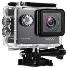 MGCOOL Explorer 1S 4K WiFi Action Camera