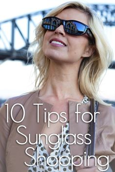 10 Eye Health Tips for Sunglass Shopping