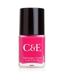 Vernis à ongles Fuschsia Crabtree & Evelyn raspberry nail lacquer