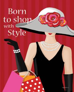 Born to shop with Style