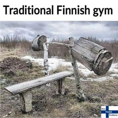 Garage gym, fitness, and Crossfit image gallery. These are motivational images that I find and I take no credit for them. Page 10 Crossfit Images, Gym Images, Outdoor Gym, Outdoor Workouts, Meanwhile In Finland, Viking Workout, Workout Stations, Bodybuilding Memes, Bodybuilding Motivation