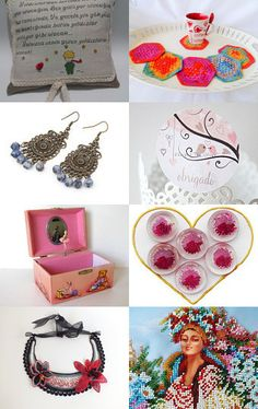Accessorie Treasury by Fatmagül Kuse on Etsy--Pinned with TreasuryPin.com