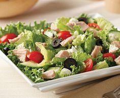 Hungry Girl's Fruit 'n Feta Tuna Salad in a Jar | StarKist