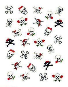 Skulls Scrapbooking Stickers/ Nail Decals Joby https://www.amazon.com/dp/B01IABYGX2/ref=cm_sw_r_pi_dp_x_ZMnOxb990SEZA