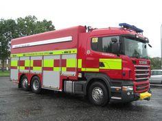 British Fire Truck ★。☆。JpM ENTERTAINMENT ☆。★。