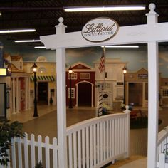 Indoor Playhouse Themes | Unique Wooden Playhouses| Lilliput