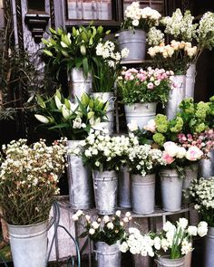 Pretty spring blooms at @libertylondon today  #liberty #libertylondon #instaflower #flashedofdelight #postitfortheaesthetic #thehappynow by theweddingbazaar from Instagram