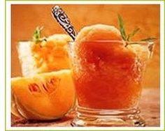 Granité de melon au miel (facile, rapide) - Une recette CuisineAZ