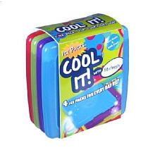 Multi Colored Cool Coolers