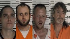 Private Officer Breaking News:  6 Cocke Co.TN. inmates escape through hole, 2 captured (Cocke Co.TN. Dec 27 2016) Six men escaped from the Cocke County Jail Annex during the early morning hours of Christmas Day. The following four men are still unaccounted for: JOHN THOMAS SHEHEE, HARCE WADE ALLEN, ERIC S CLICK, and DAVID WAYNE FRAZIER.