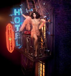 David LaChapelle, Katy Perry y Ghd