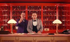 Wide Centred Actor Frame divided by fifths not thirds The Grand Budapest Hotel - Robert D. Gran Hotel Budapest, Tony Revolori, Owen Wilson, Robert D, Next Film, Ralph Fiennes, Invisible Man, Film Books, Wes Anderson