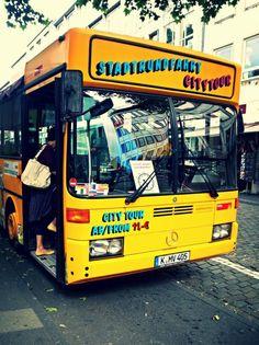 Stadtrundfahrt Köln #Cologne