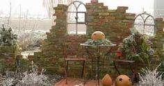 Ruinenmauer.jpg (400×298) | Bývanie | Pinterest | Gardens, Garden ...