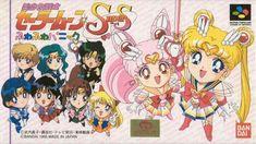Video game:Super Famicom Bishoujo Senshi Sailor Moon Super S: Fuwa Fuwa Panic (Pretty Soldier Sailor Moon Super Sailor Moon Super S, Fuwa Fuwa, Shigeru Miyamoto, Super Mario World, Star Fox, Super Mario Brothers, Super Nintendo, National Museum, Legend Of Zelda