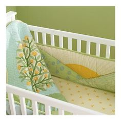 sunrise crib bedding
