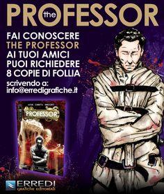 Promo THE PROFESSOR - 8 copie GRATIS