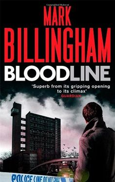 Bloodline (Tom Thorne Novels) by Mark Billingham