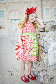 Christmas collection from Olive Mae Clothing.
