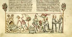 Vitae patrum, MS M.626 fol. 82r - Images from Medieval and Renaissance Manuscripts - The Morgan Library & Museum