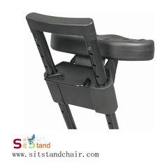 Vidmar Industrial Sit Stand Stool Ergonomic Sit Stand