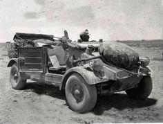 Afrique du Nord  WW II