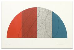 Robert Mangold | Semi-Circle II ( 1995), Available for Sale | Artsy