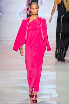 The Spring 2013 Runway Report - Color Theory - Etro