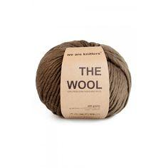 Pakiet 2x The WOOL + druty bukowe 15mm - Czas zamotać