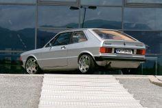 Zwischen Klassik und Moderne: 77er Scirocco 1