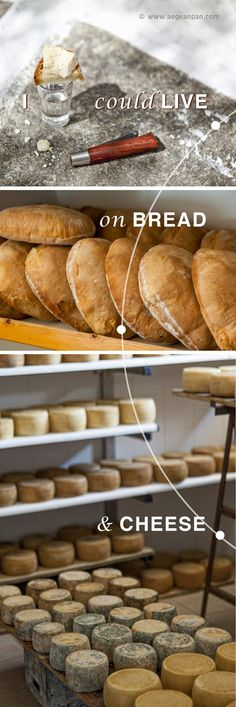 aegean pan bread chese