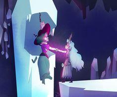 """lgrussom: """"Queen of Darkness """""""