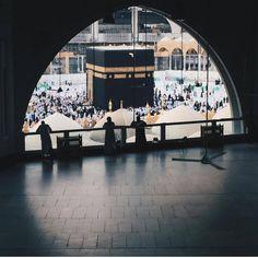 "islamicthinking: "" The Ka'aba, Makkah. """