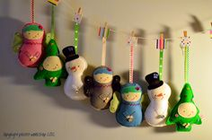 pikelet workshop: Wishing Poppets