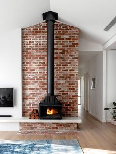 Street House, House Design, House, Home, Home Fireplace, Wood Fireplace, Fireplace Design, Edwardian House, Fireplace