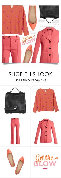 """Get the Glow"" by dolly-valkyrie ❤ liked on Polyvore featuring Proenza Schouler, Monki, Kwaidan Editions and J.Crew"