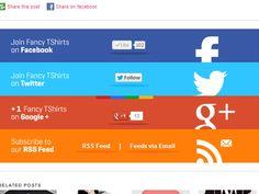blog post social area  by Alex Tass